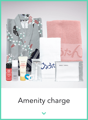 Amenity charge